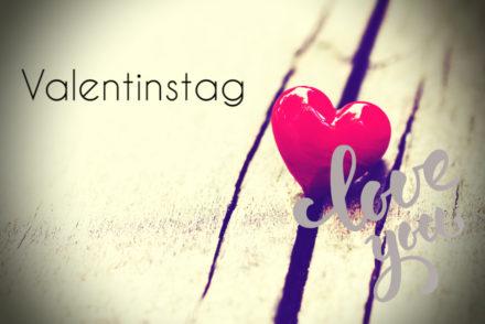 Valentinstag - Titel